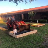 Ft. McCoy School Rasied Beds