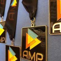 Q4 AMP medals