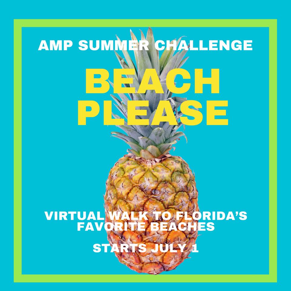 AMP Summer Challenge