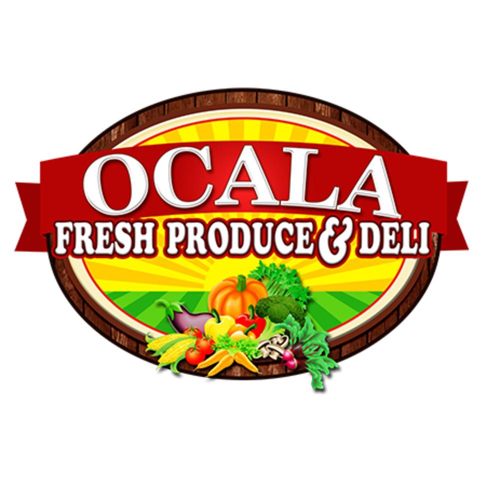 Ocala Fresh Produce Logo